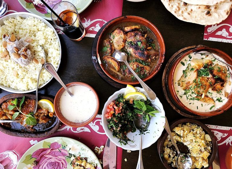foods to try in jordan - Bedu Tours