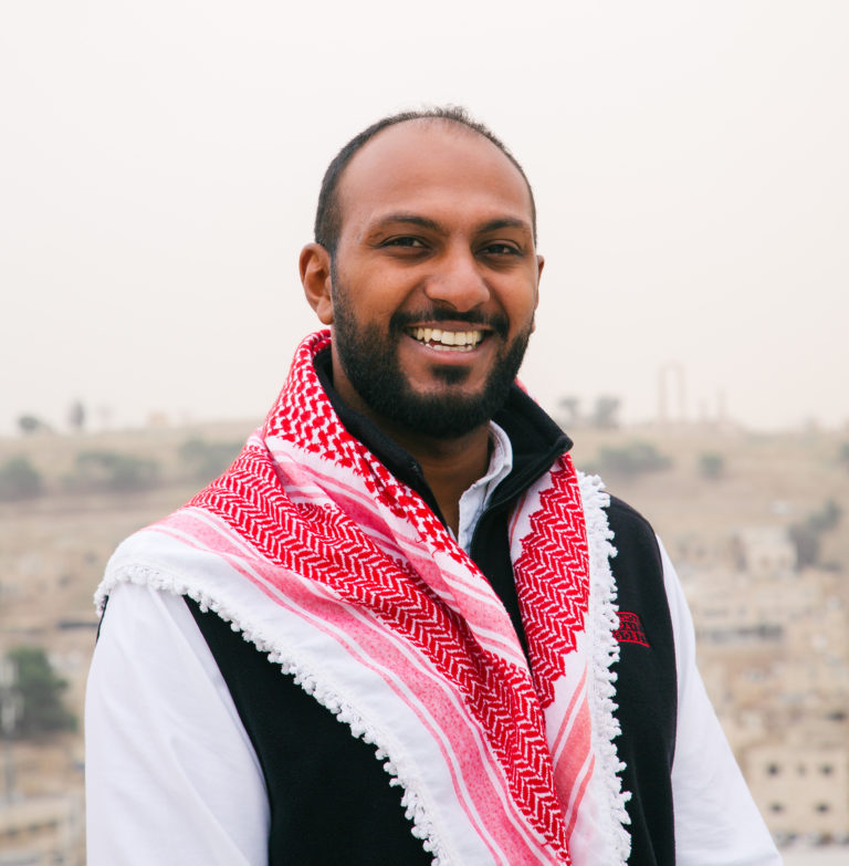 Ayman Abd-AlKareem - General Manager & Co-founder | Bedu Tours